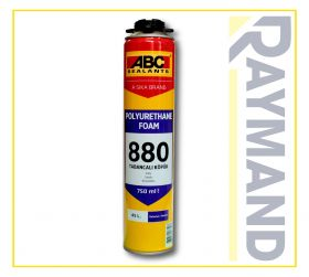 اسپری فوم گانخور ABC 880