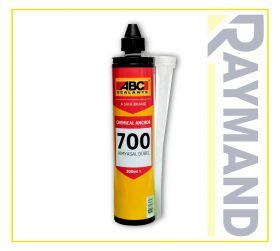 چسب کاشت میلگرد ABC 700