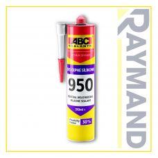 درزگیر سیلیکون خنثی ABC 950