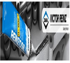 چسب سیلیکون واشر ساز حرارتی Victor Reinz